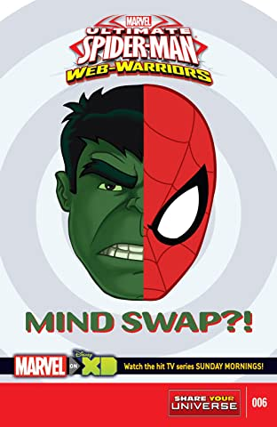 Marvel Universe Ultimate Spider-Man: Web Warriors (2014-2015) #6