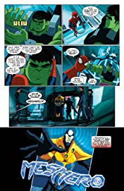Marvel Universe Ultimate Spider-Man: Web Warriors (2014-2015) #6