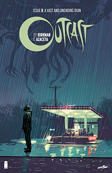 Outcast by Kirkman & Azaceta #8