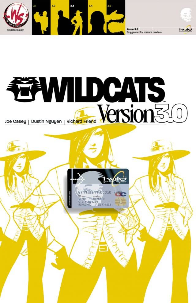 Wildcats Version 3.0 #3