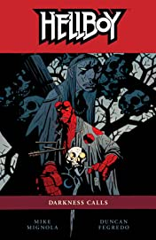 Hellboy Vol. 8: Darkness Calls
