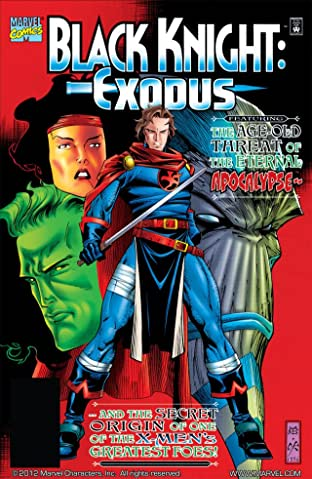 Black Knight: Exodus #1