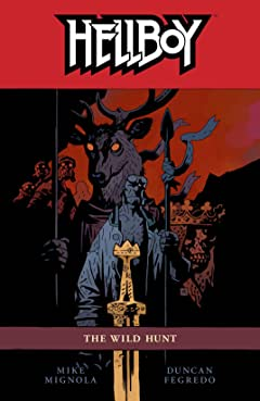 Hellboy Vol. 9: The Wild Hunt