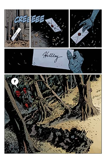 Hellboy Vol. 9: The Wild Hunt