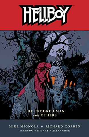 Hellboy Tome 10: The Crooked Man and Others