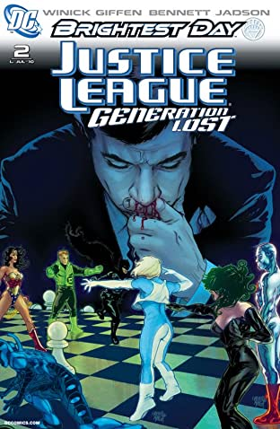 Justice League: Generation Lost No.2