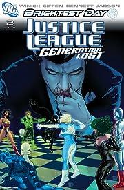 Justice League: Generation Lost #2