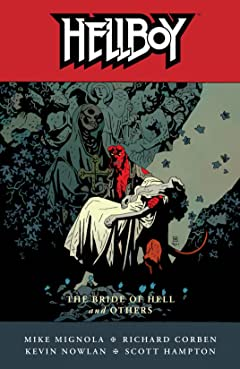 Hellboy Vol. 11: The Bride of Hell and Others