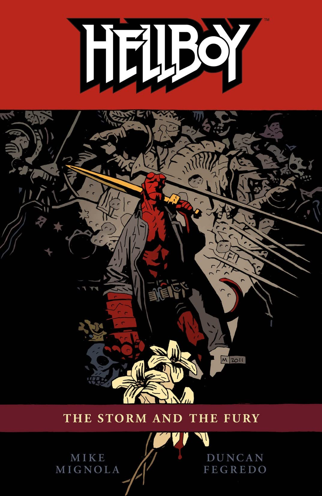 Hellboy Tome 12: The Storm and the Fury