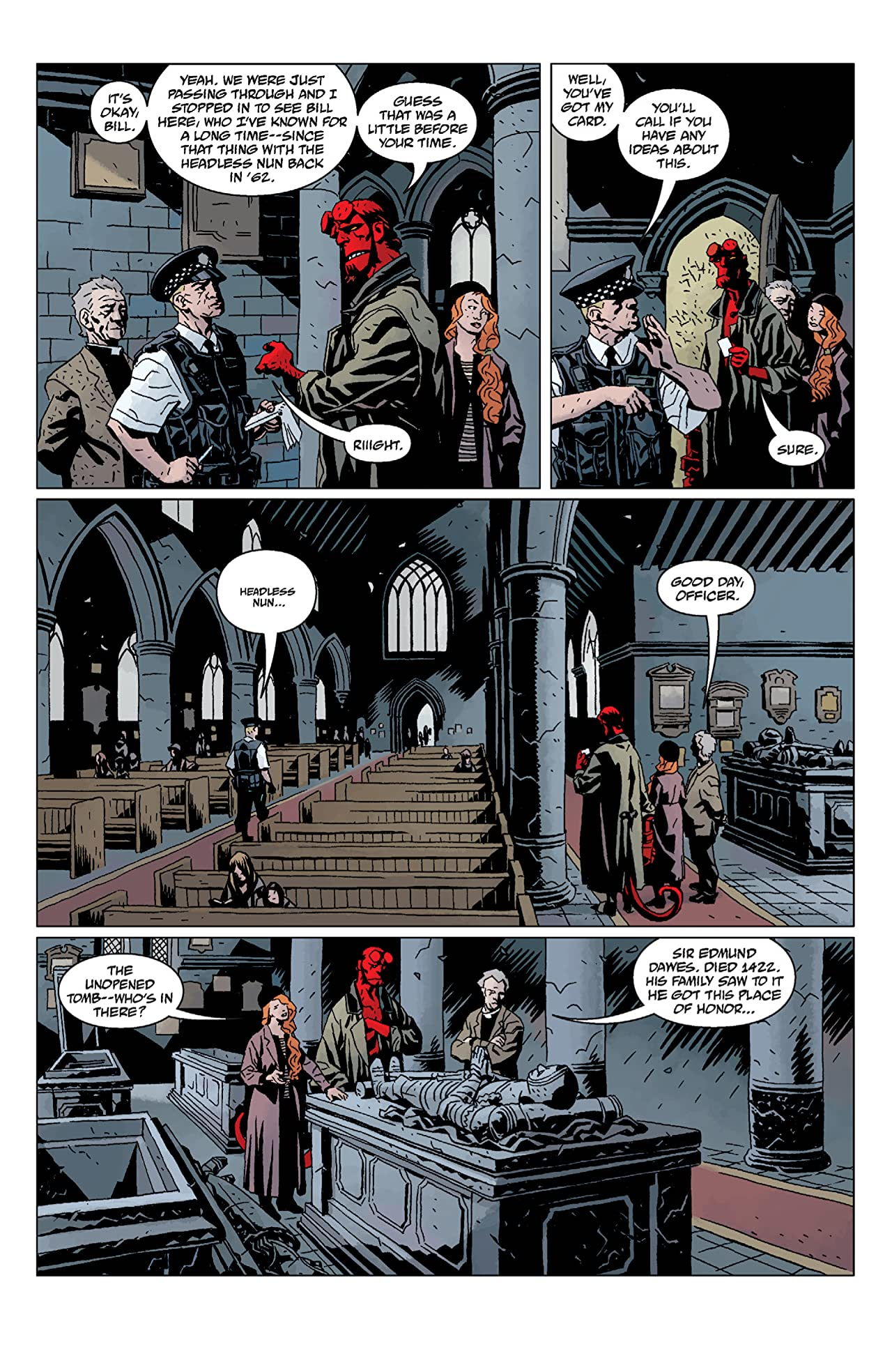 Hellboy Vol. 12: The Storm and the Fury