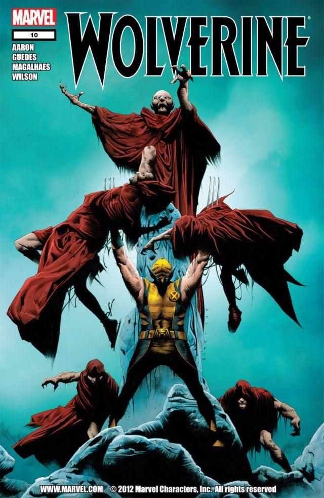 Wolverine (2010-2012) #10