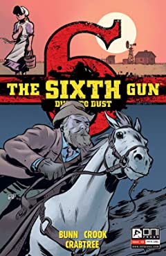 The Sixth Gun: Dust to Dust #3