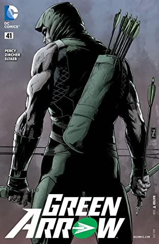 Green Arrow (2011-2016) #41