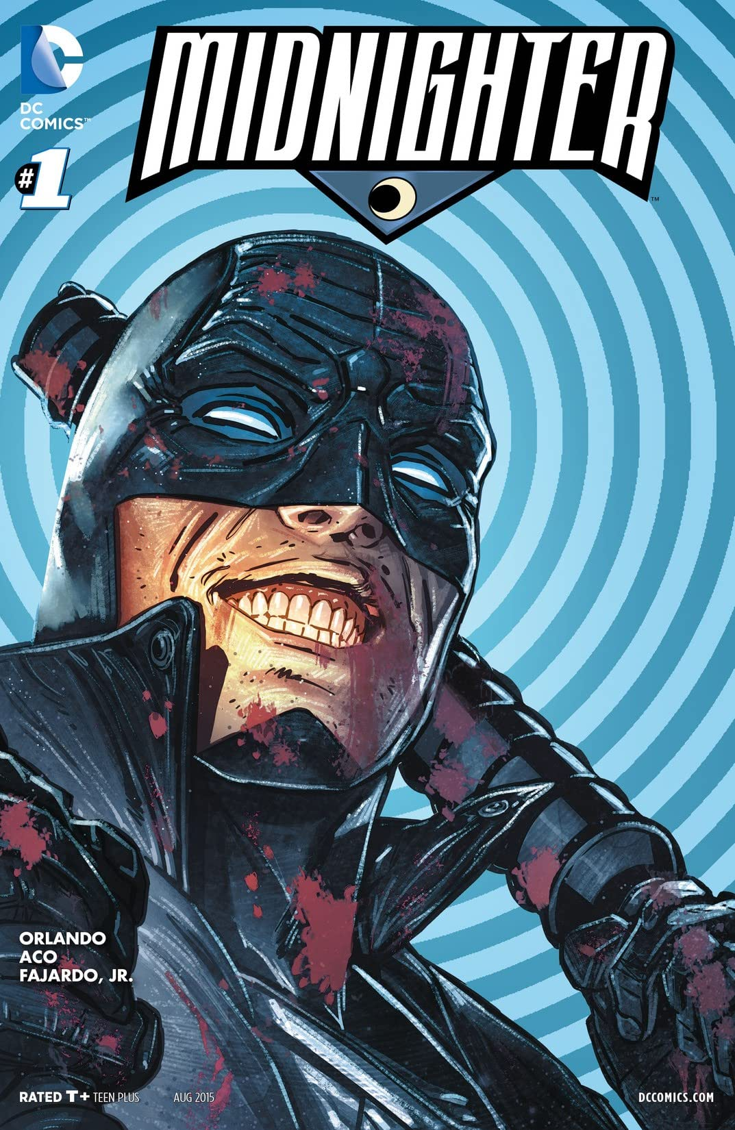 Midnighter (2015-2016) #1
