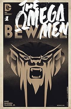 The Omega Men (2015-2016) #1