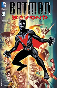 Batman Beyond (2015-2016) #1