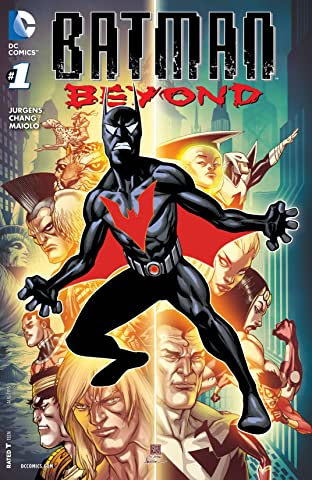 Batman Beyond (2015-2016) No.1