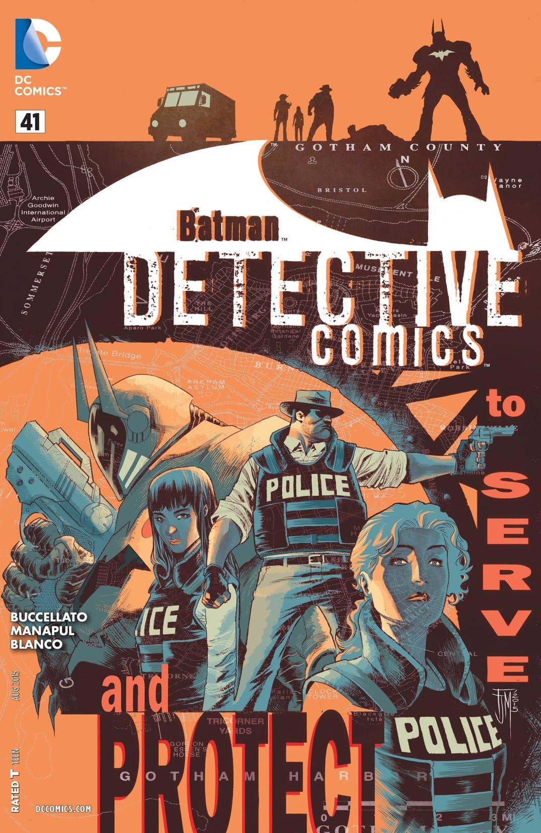 Detective Comics (2011-2016) #41