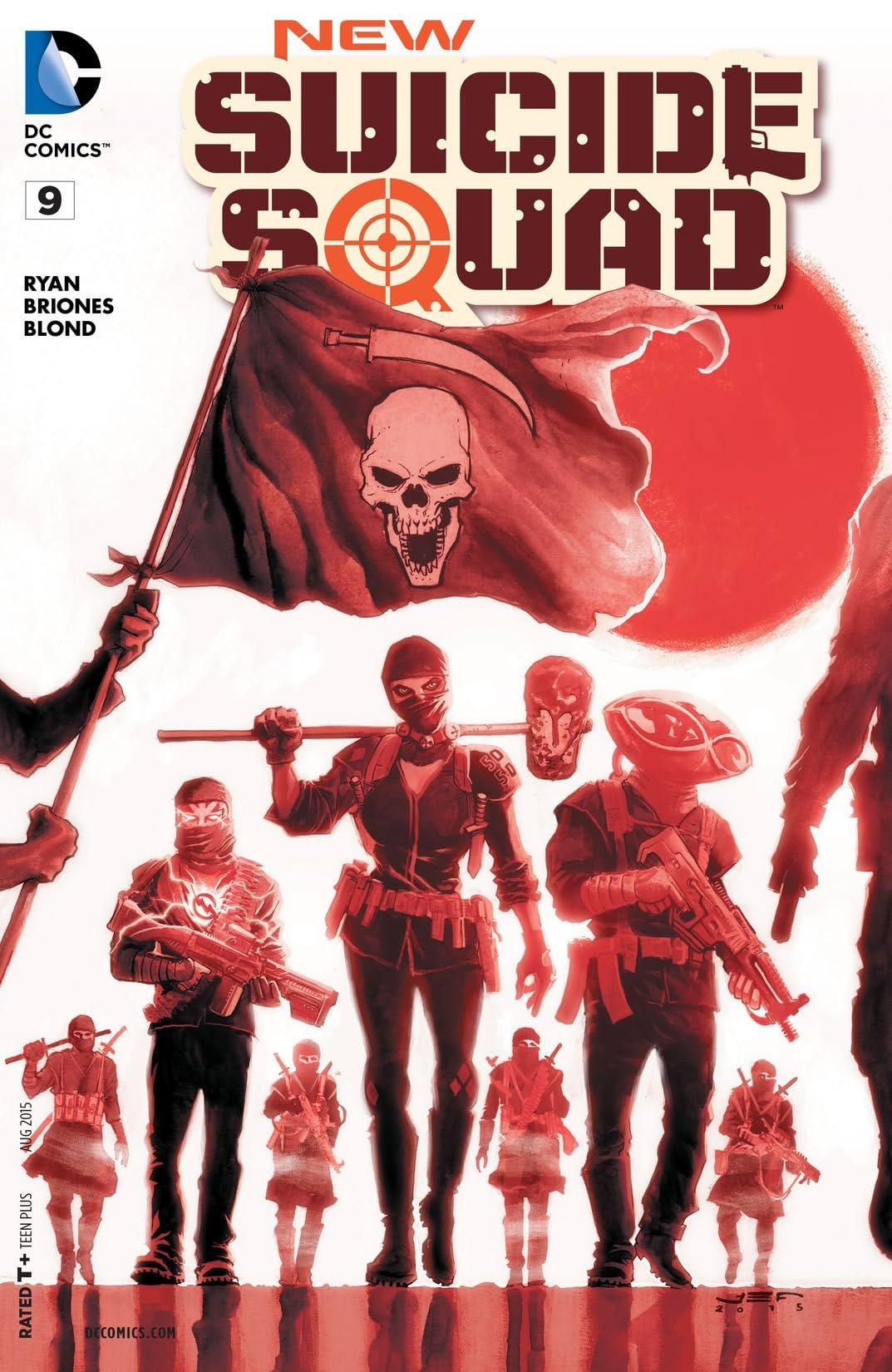 New Suicide Squad (2014-2016) #9