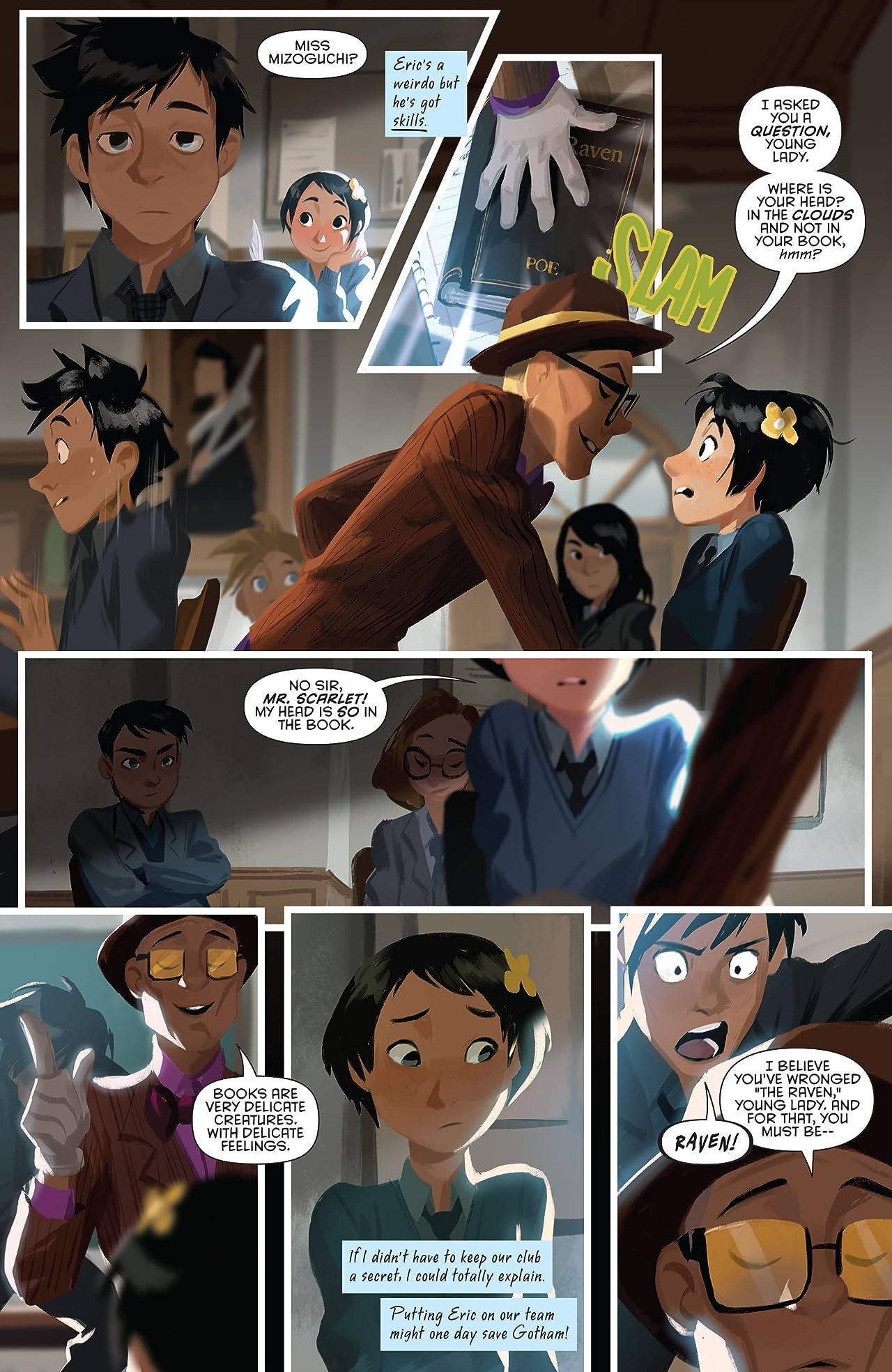 Gotham Academy (2014-) #7