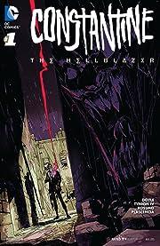 Constantine: The Hellblazer (2015-2016) #1