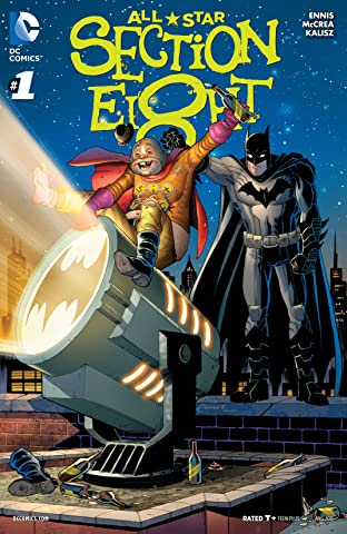 All-Star Section Eight (2015) No.1