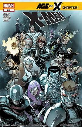 X-Men: Legacy (2008-2012) No.245