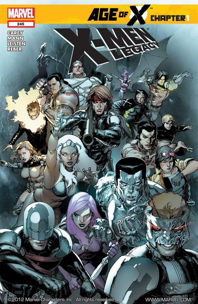 X-Men: Legacy (2008-2012) #245