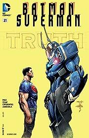 Batman/Superman (2013-2016) #21