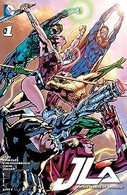 Justice League of America (2015-2016) #1
