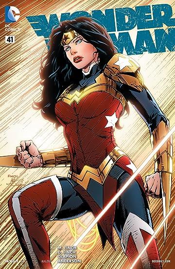 Wonder Woman (2011-2016) #41