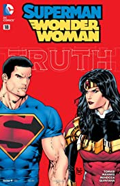 Superman/Wonder Woman (2013-2016) #18