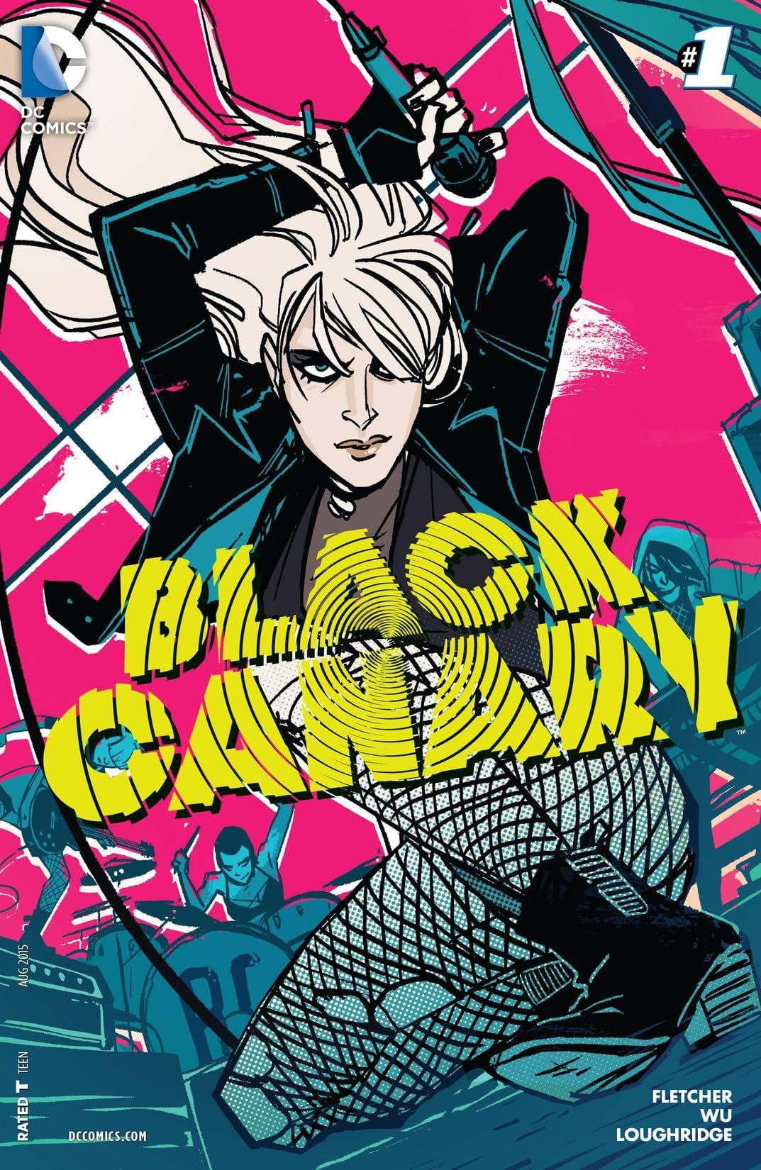 Black Canary (2015-2016) #1