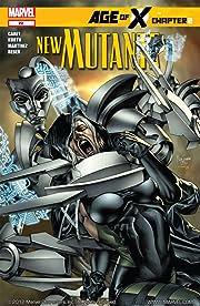 New Mutants (2009-2011) No.22