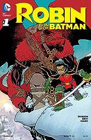 Robin: Son of Batman (2015-2016) #1