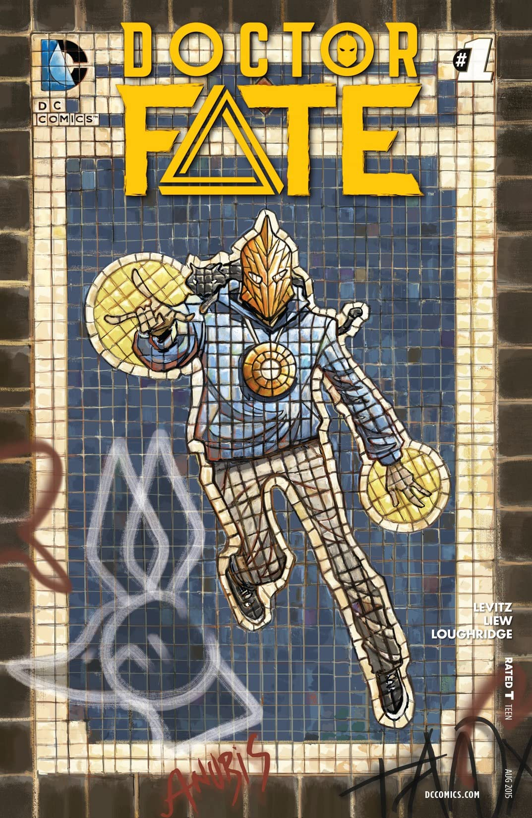 Doctor Fate (2015-2016) #1