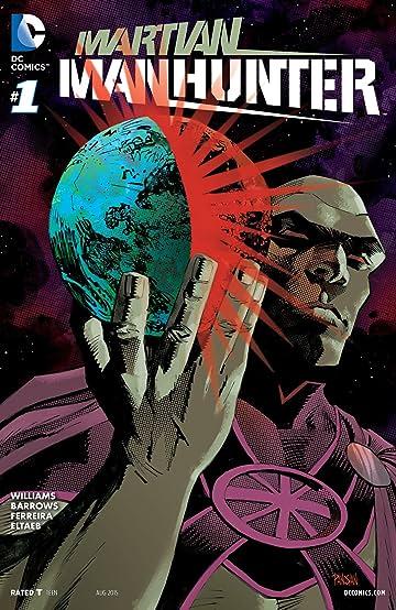 Martian Manhunter (2015-2016) #1