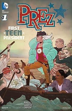 Prez (2015) #1