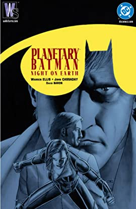 Planetary/Batman: Night on Earth