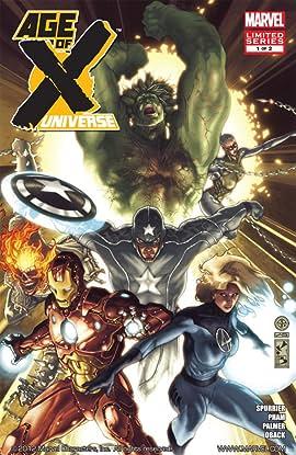 Age of X Universe No.1 (sur 2)