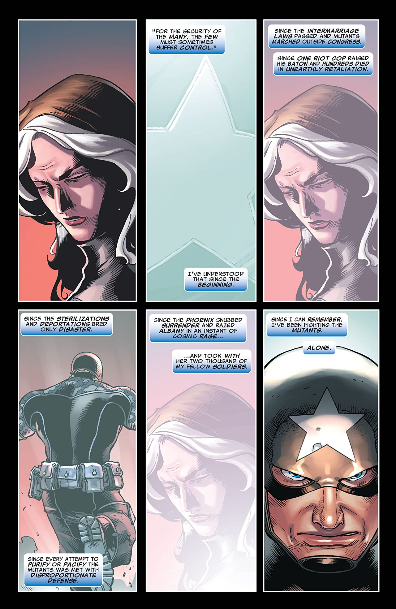 Age of X Universe #1 (of 2)