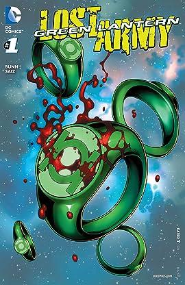 Green Lantern: Lost Army (2015) #1