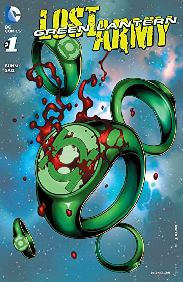 Green Lantern: Lost Army (2015) #1