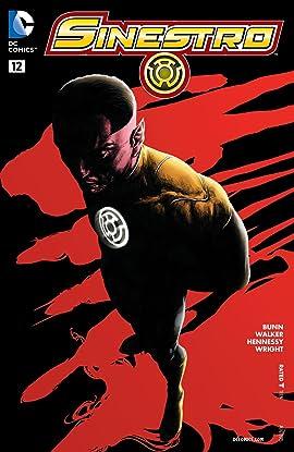 Sinestro (2014-2016) #12