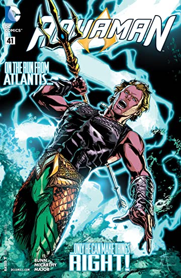 Aquaman (2011-2016) #41