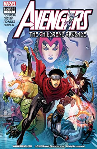 Avengers: The Children's Crusade No.1 (sur 9)
