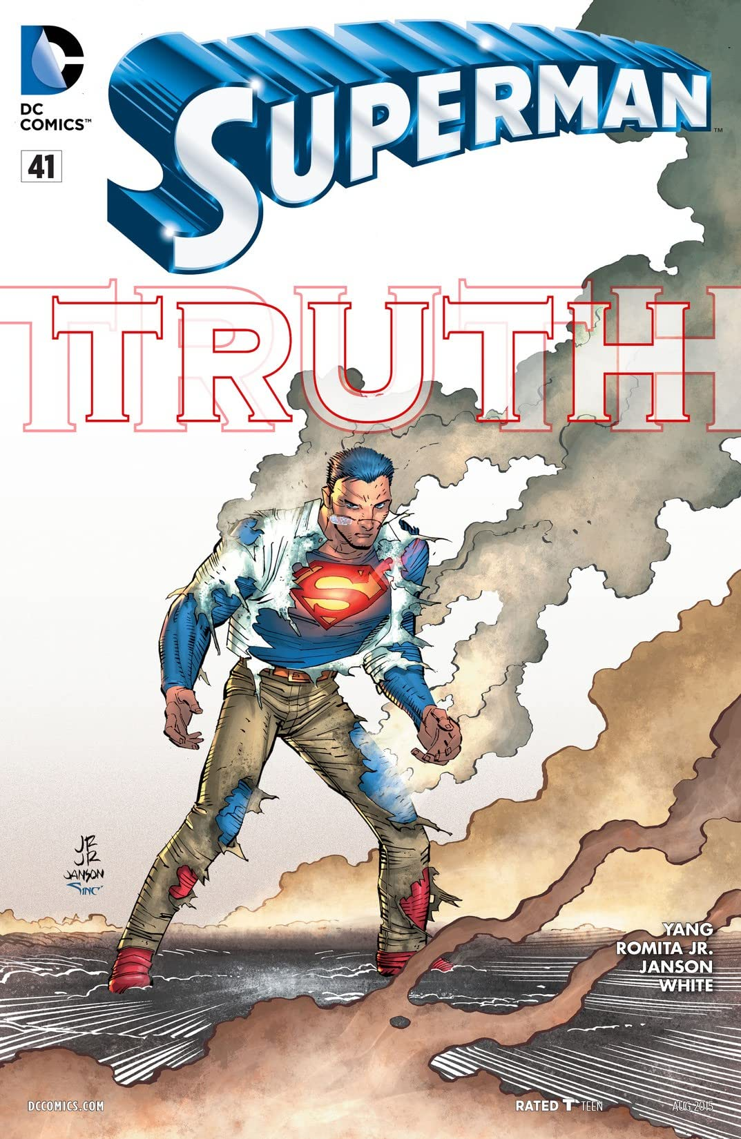 Superman (2011-2016) #41