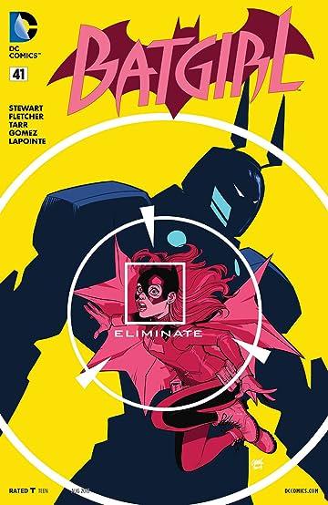 Batgirl (2011-2016) #41