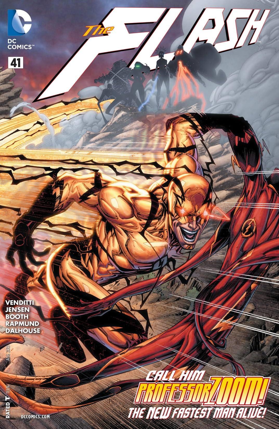 The Flash (2011-2016) #41