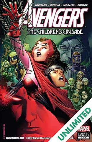 Avengers: The Children's Crusade #3 (of 9)